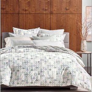Charter C Full/Queen Duvet Comforter Cover